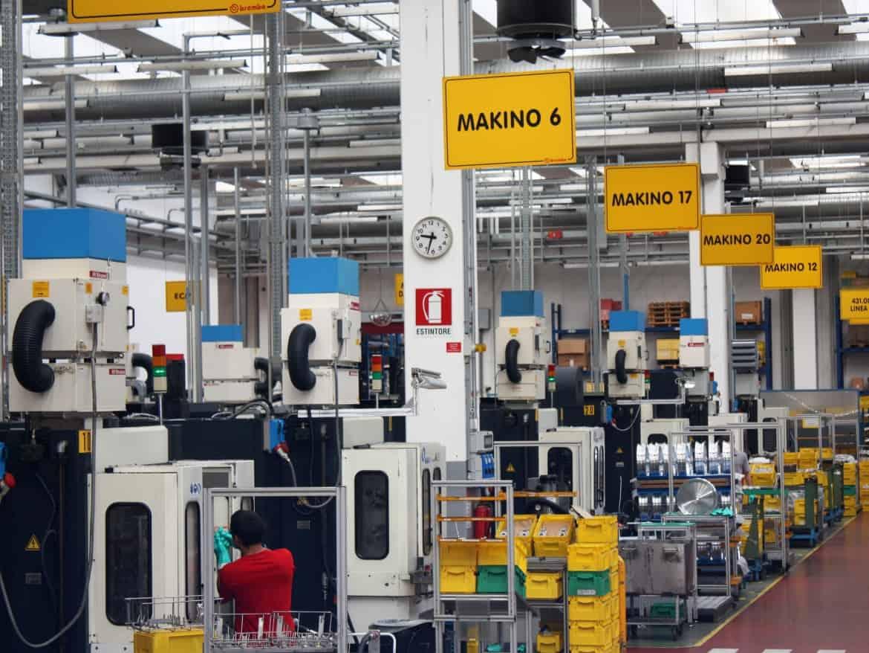 AR Filtrazioni per Brembo SPA   Collaborazione per le macchine di aspirazione nebbie d'olio