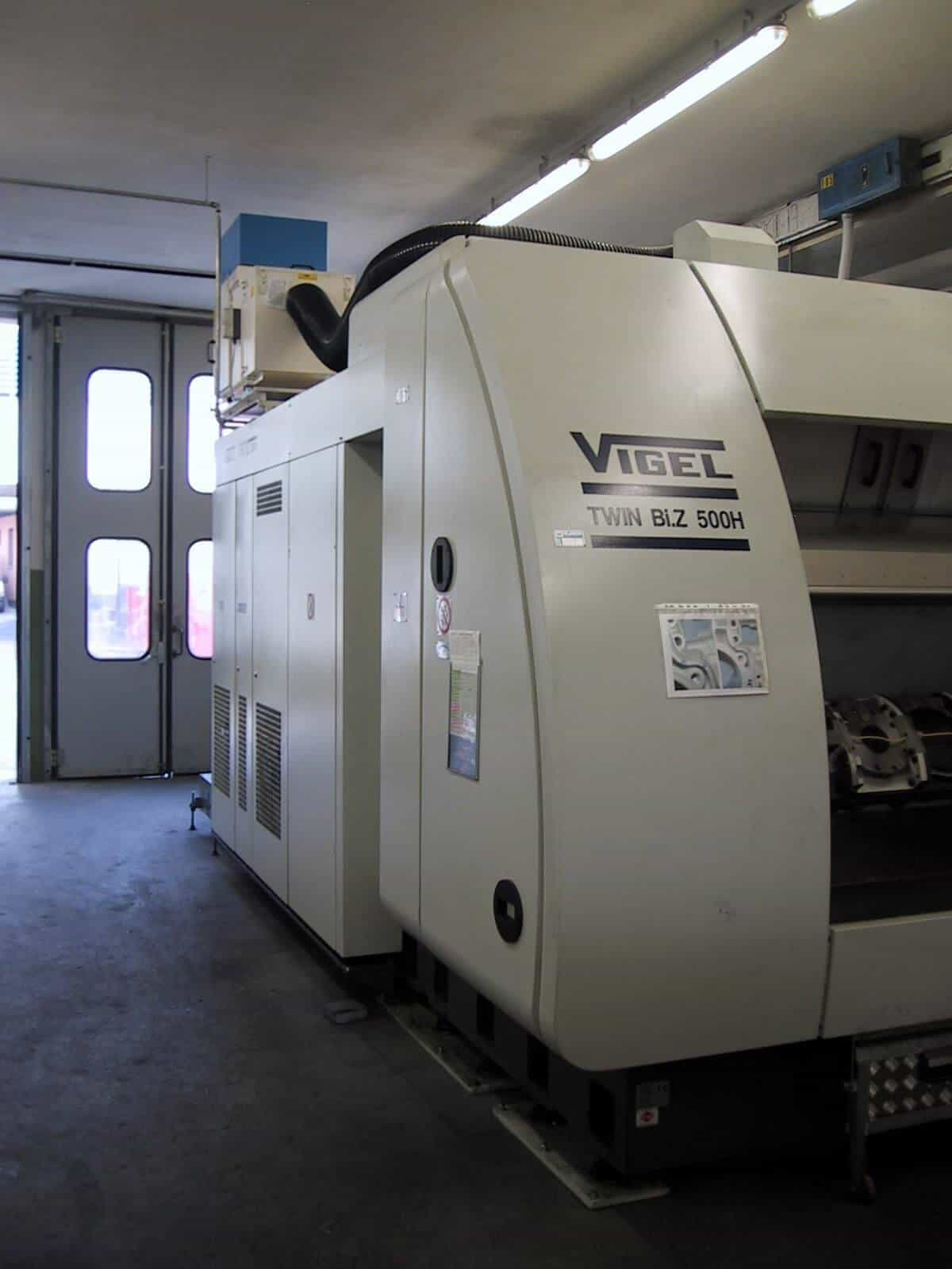 AR FILTRAZIONI   Filtri nebbie oleose VIGEL CNC aspirazione fumi da centri di lavoro cnc