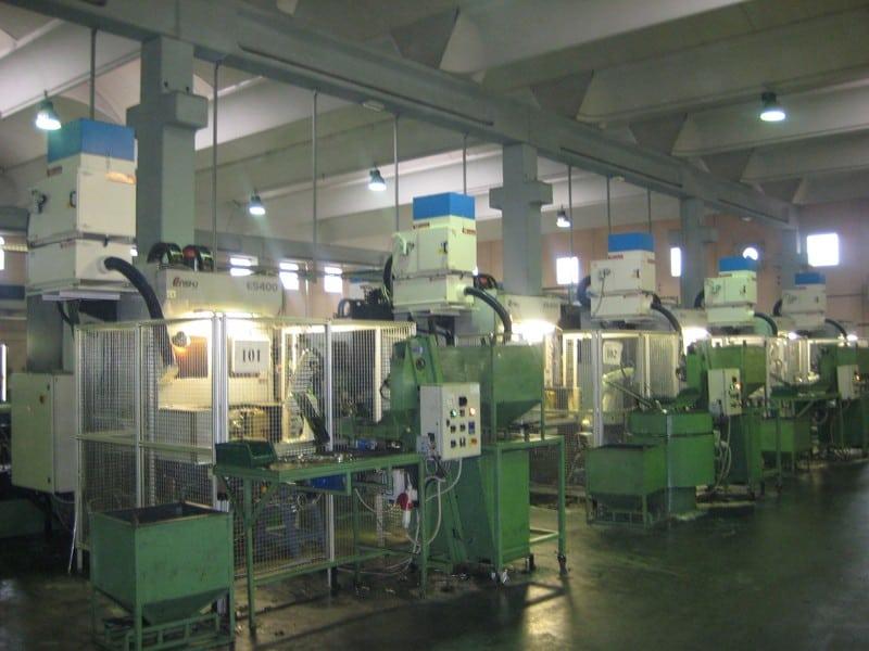 AR Filtrazioni   Depuratori ed aspiratori per centri di lavoro CNC ENSHU