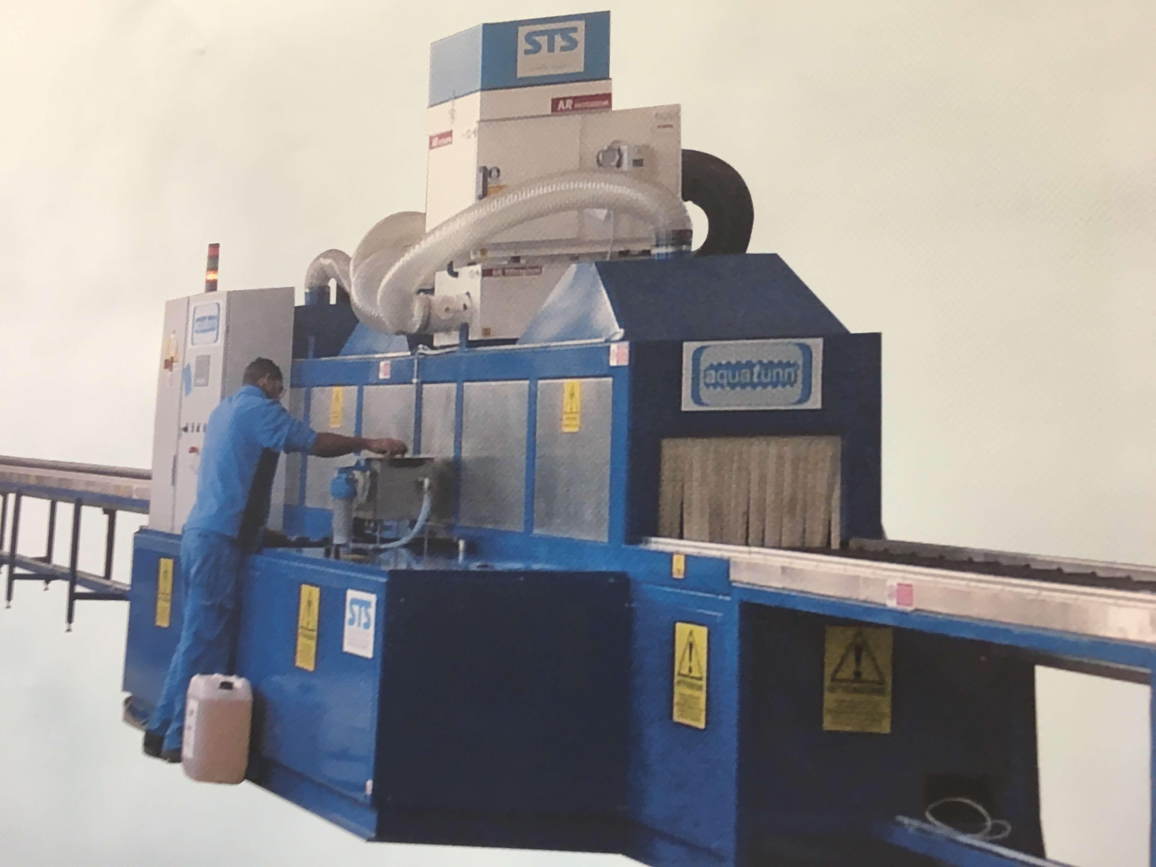 AR Filtrazioni   Filtri per vapori lavametalli industriali, lavapezzi, lavatrici con filtro a coalescenza