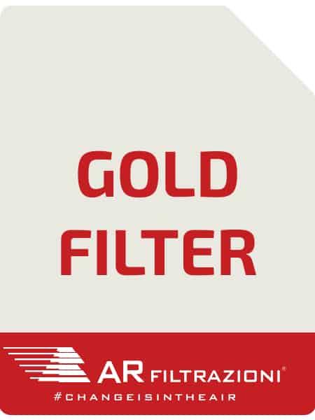 AR Filtrazioni Case History Portfolio Filtrazione Nebbie Oleose GOLDFILTER – Aspiration et purification des poudres générées dans le travail à sec