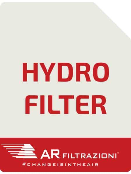 AR Filtrazioni Case History Portfolio Filtrazione Nebbie Oleose HYDROFILTER – Aspiration et purification des fumées, poudres et odeurs générées par le travail à sec et humide